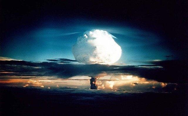 Cea mai puternica bomba atomica detonata vreodata