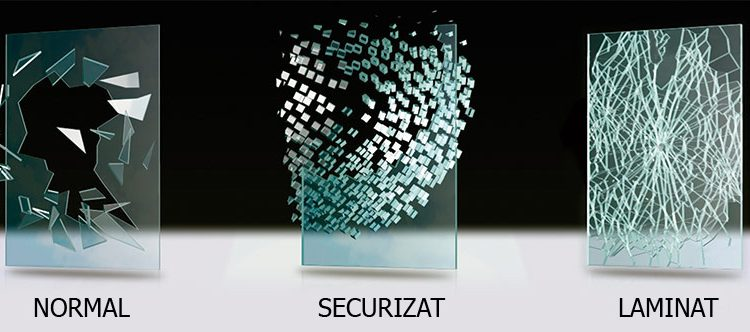 6 avantaje ale sticlei securizate