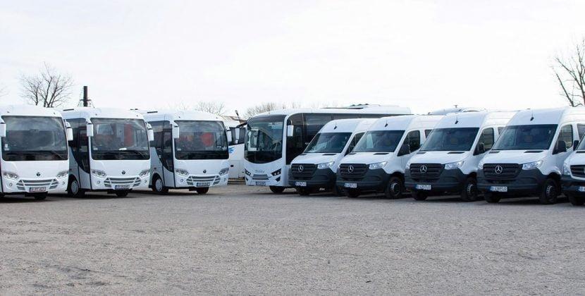 Servicii de foarte bună calitate pentruînchirieri microbuze și autocare prin intermediul Transcar
