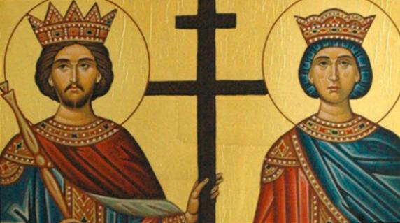 """Sfinții Constantin și Elena – tradiții, obiceiuri și ziceri din popor despre ziua """"celor întocmai cu apostolii"""""""